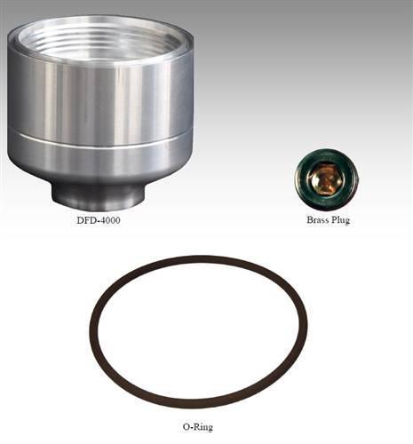 FASS - DFD-4000 01-10 GM 6 6L Duramax Fass Fuel Filter