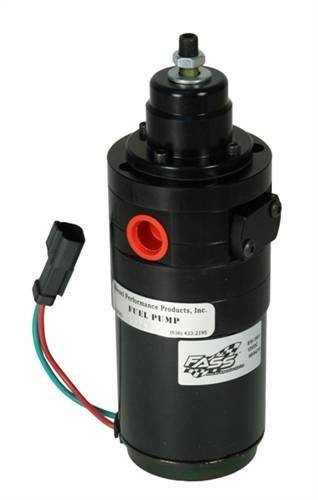 FASS - ADJUSTABLE DIESEL FUEL LIFT PUMP 165GPH GM DURAMAX 6.6L 2001-2016