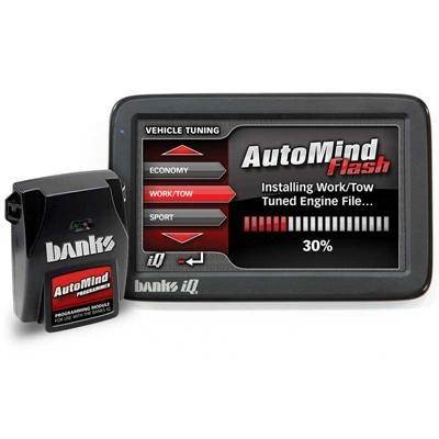 Banks - Banks - 61222 iQ Flash AutoMind Programmer for 2011-2012 Ford