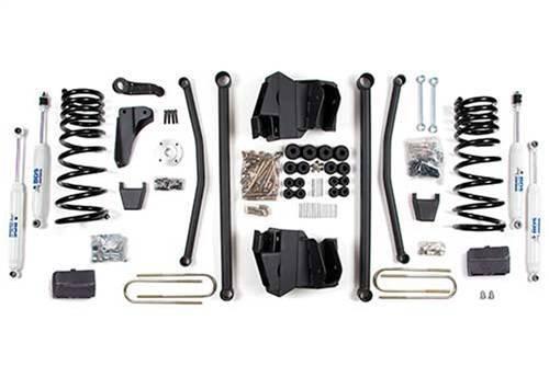 "BDS Suspension - BDS 632H 8"" Long Arm Kit for the 2009-2013 Dodge 2500 3/4 Ton & 2009-2012 3500 1 Ton 4WD Pickup including Mega Cab"