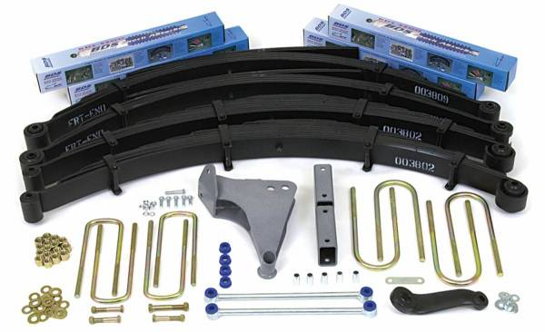 BDS Suspension - BDS Suspension 10in Front/10in Rear Spring 305H