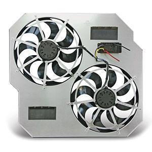 Flex-A-Lite - Flex-A-Lite 104641 Electric Fan kit for 03-08 Dodge 5.9L & 6.7L Cummins