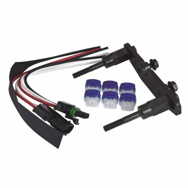 Fluidampr - Fluidampr 300003 Sensor Relocation Kit for 92-98 Dodge 5.9L Fluidampr