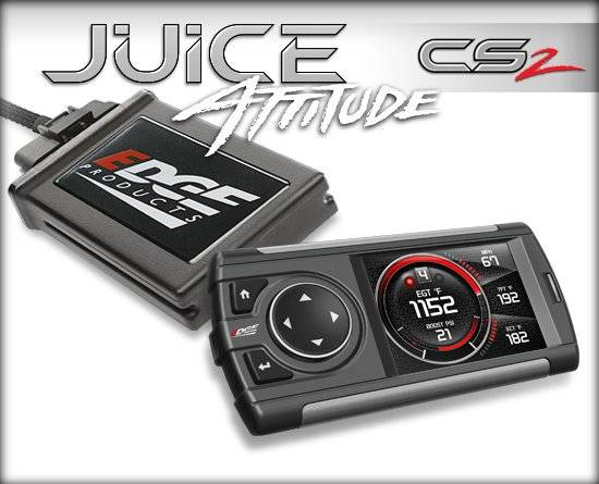 EDGE PRODUCTS - 21403 2007.5-2010 GM DURAMAX (6.6L) JUICE W/ATTITUDE CS2