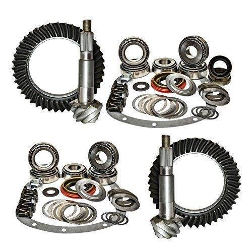 nitro gear - Nitro GPSD02-10-5.38 F&R 5.38 Gear Package 02-10 Ford Super Duty