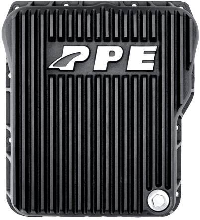 PPE - PPE 128051020 Black Deep Trans Pan & Internal Filter 01+ Duramax W/Allison Trans