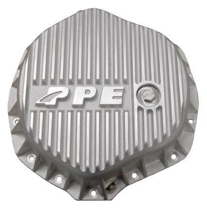 PPE - PPE Heavy-Duty Aluminum Rear Differential Cover Raw - GM/Dodge