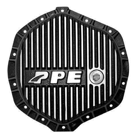 PPE - PPE Brushed HD Diff Cover 01+ GM 2500HD/3500, 03-16 Dodge 2500/3500