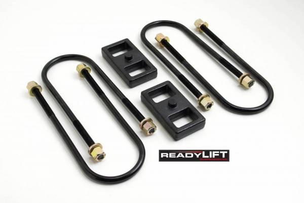 ReadyLift - ReadyLift 2003-18 DODGE-RAM 2500/3500 1'' Rear Block Kit 66-1201