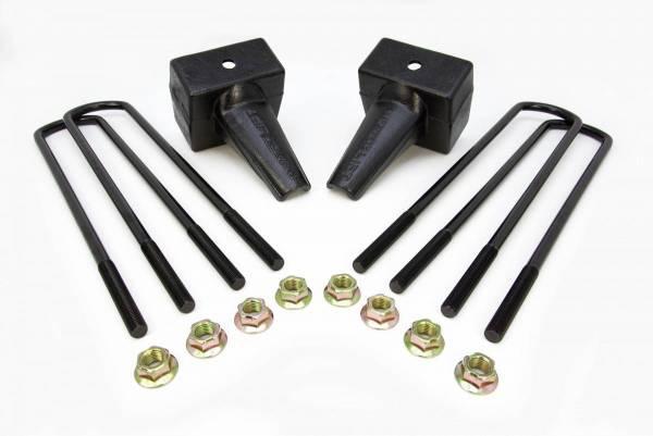 ReadyLift - ReadyLift 2011-18 CHEV/GMC 2500/3500HD 5'' Rear Block Kit 26-3205