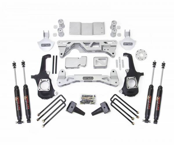ReadyLift - ReadyLift 2011-18 CHEV/GMC 2500/3500HD 5-6'' Lift Kit with SST3000 Shocks 44-3050