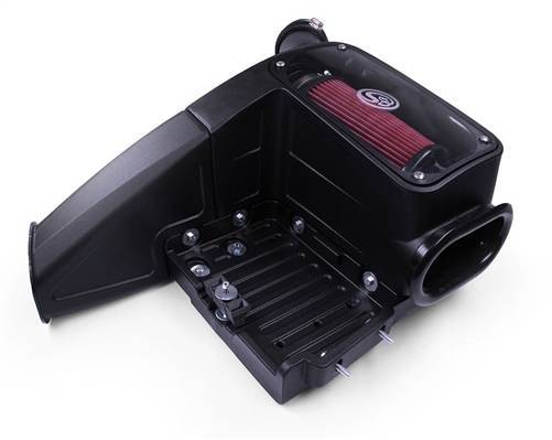 S&B - S&B 75-5062 Cold Air Intake W/Cleanable Filter 99-03 Ford Powerstroke