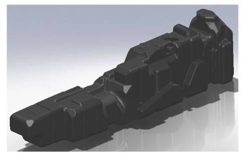 Titan Fuel Tanks - Titan Fuel Tanks 7020311 65 Gal X-HD Tank 2011 Ford Super Duty CC LB