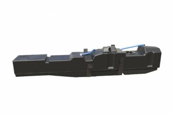 Titan Fuel Tanks - Titan Fuel Tanks 7020399 67 Gal X-HD Tank 99-07 Ford Super Duty CC LB