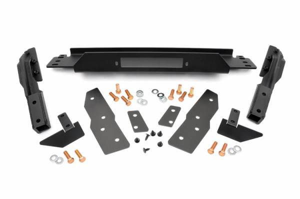 Rough Country - Jeep Winch Mounting Plate (99-04 Grand Cherokee WJ)