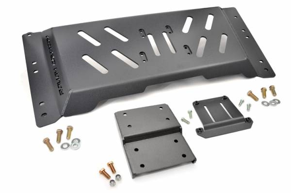 Rough Country - Jeep High Clearance Skid Plate