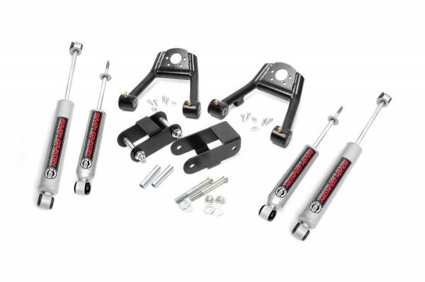 Rough Country - 1.5-2in Nissan Suspension Lift Kit