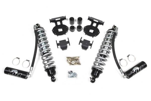 "BDS Suspension - BDS 1517F 4"" Coilover Conversion Kit 05-16 Super Duty 4x4"