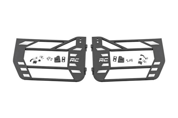 Rough Country - Jeep Front Steel Tube Doors (07-18 Wrangler JK)