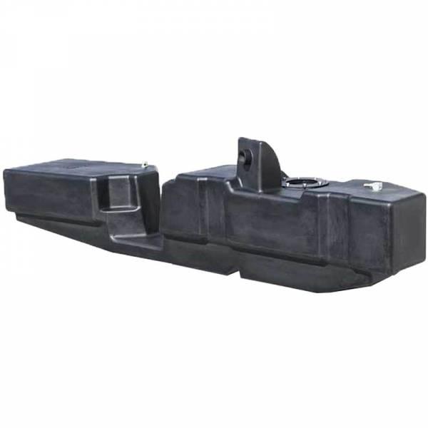 Titan Fuel Tanks - Titan Fuel Tanks GM Crew Cab, Short Bed---SUPER SERIES 2001-2010