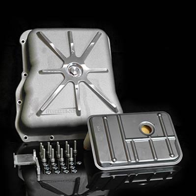 Goerend Transmission - Goerend Allison 1000 Transmission Pan Kit W/Filter & Filter Lock