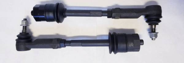 XRF Chassis - XRF HD Design Inner/Outer Tie Rod Assembly 01-10 Chevy/GMC 2500/3500 PAIR