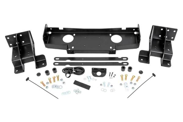 Rough Country - Jeep Hidden Winch Mounting Plate (14-20 Grand Cherokee WK2)