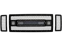 2003-2007 Ford 6.0L Powerstroke - Exterior - Grilles