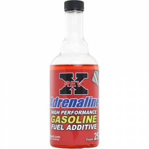 Shop By Part - Accessories - REV-X - 1 - Rev-X 8 Ounce Adrenaline Fuel Additive for Gasoline Engines