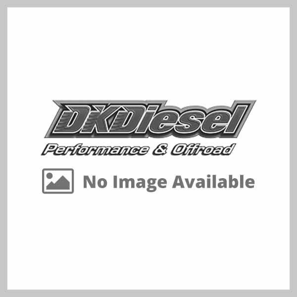 Exterior - Running Boards - CARR - 94-06 Dodge, all cab configurations, Super Hoop XP3 Black