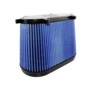 Air Intakes & Accessories - Air Filters - AFE - AFE 10-10107 Direct Fit Air Filter Fits 08 Ford 6.4L Powerstroke