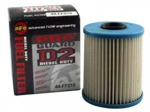 AFE - AFE 44-FF010 3 Micron Fuel Filter - Fits 00-07 Dodge 5.9L Cummins