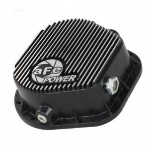 Steering And Suspension - Differential Covers - AFE - AFE 46-70022 Rear Differential Cover 86-19 Ford 12-10.25 & 10.5