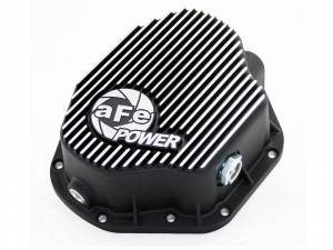 Steering And Suspension - Differential Covers - AFE - AFE 46-70032 Dana 80 Machined Rear Differential Cover 94-02 Dodge