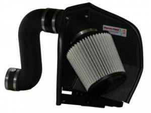 Air Intakes & Accessories - Air Intakes - AFE - AFE 51-10412 Stg. 2 Intake System w/Pro-Dry S Filter 03-07 Dodge 5.9L