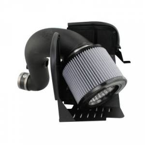 Air Intakes & Accessories - Air Intakes - AFE - AFE 51-11342-1 Magnum FORCE Stage-2 Cold Air Intake System w/Pro DRY S Filter Media | Dodge Diesel Trucks 03-09 L6-5.9/6.7L