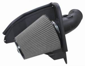 Air Intakes & Accessories - Air Intakes - AFE - AFE 51-30392 Stage 2 Intake w/Pro Dry S Filter 03-07 Ford Powerstroke