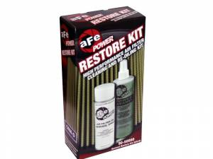 Air Intakes & Accessories - Air Filter Accessories - AFE - AFE Air Filter Restore Kit - Aerosol (Gold)