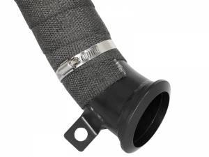 """AFE - AFE ATLAS 3"""" Steel Turbo Down-Pipe - 04.5-10 Duramax LLY/LBZ/LMM - Image 4"""