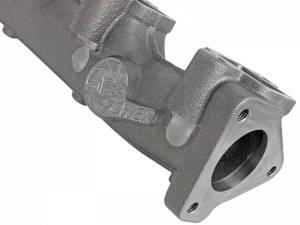 AFE - aFe Power BladeRunner Ported Ductile Iron Exhaust Manifolds | GM Diesel Trucks 01-16 V8-6.6L - Image 4
