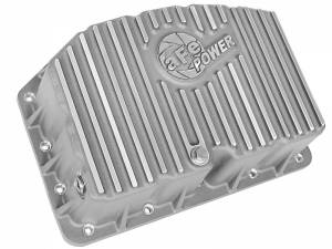 AFE - aFe Power Engine Oil Pan - Raw Finish | Ford Diesel Trucks 11-19 V8-6.7L - Image 2