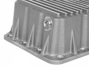 AFE - aFe Power Engine Oil Pan - Raw Finish | Ford Diesel Trucks 11-19 V8-6.7L - Image 5