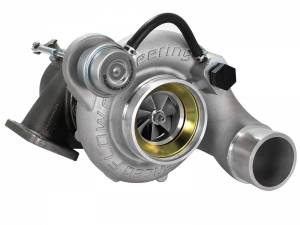 Turbo Chargers & Components - Turbo Upgrades - AFE - aFe Power Street Series Bladerunner Turbo 03-07 Dodge 5.9