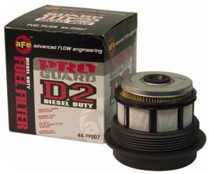 Fuel System & Components - Fuel System Parts - AFE - AFE Pro-Guard D2 Diesel Duty Fuel Filter 99-03 Ford 7.3L Powerstroke
