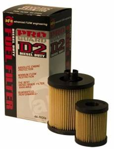 Fuel System & Components - Fuel System Parts - AFE - AFE Pro-Guard D2 Diesel Fuel Filter (Cartridge) 03-07 Ford 6.0L