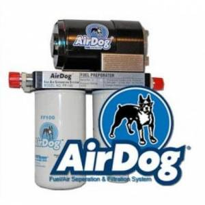 Fuel System & Components - Fuel System Parts - Airdog - AirDog 4SPBD353 Air/Fuel Separation System 98.5-04 Dodge Cummins