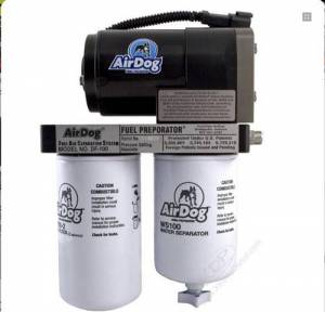 Fuel System & Components - Fuel System Parts - Airdog - AirDog 4SPBD002 Air/Fuel Separation System 05-12 Dodge Cummins