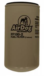 Fuel System & Components - Fuel System Parts - Airdog - AirDog Fuel Filter, 2 Micron