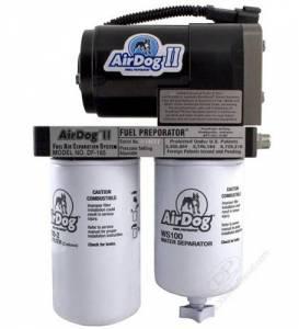 Airdog - AirDog II 100GPHA6SPBC259Air/Fuel Separation System 01-10 GM 6.6L Duramax