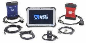 2001-2004 GM 6.6L LB7 Duramax - Tools - Alliant Power - Alliant Power AP0100 Diagnostic Tool Kit CF-54 - Ford, GM, 2006 and later Chrysler